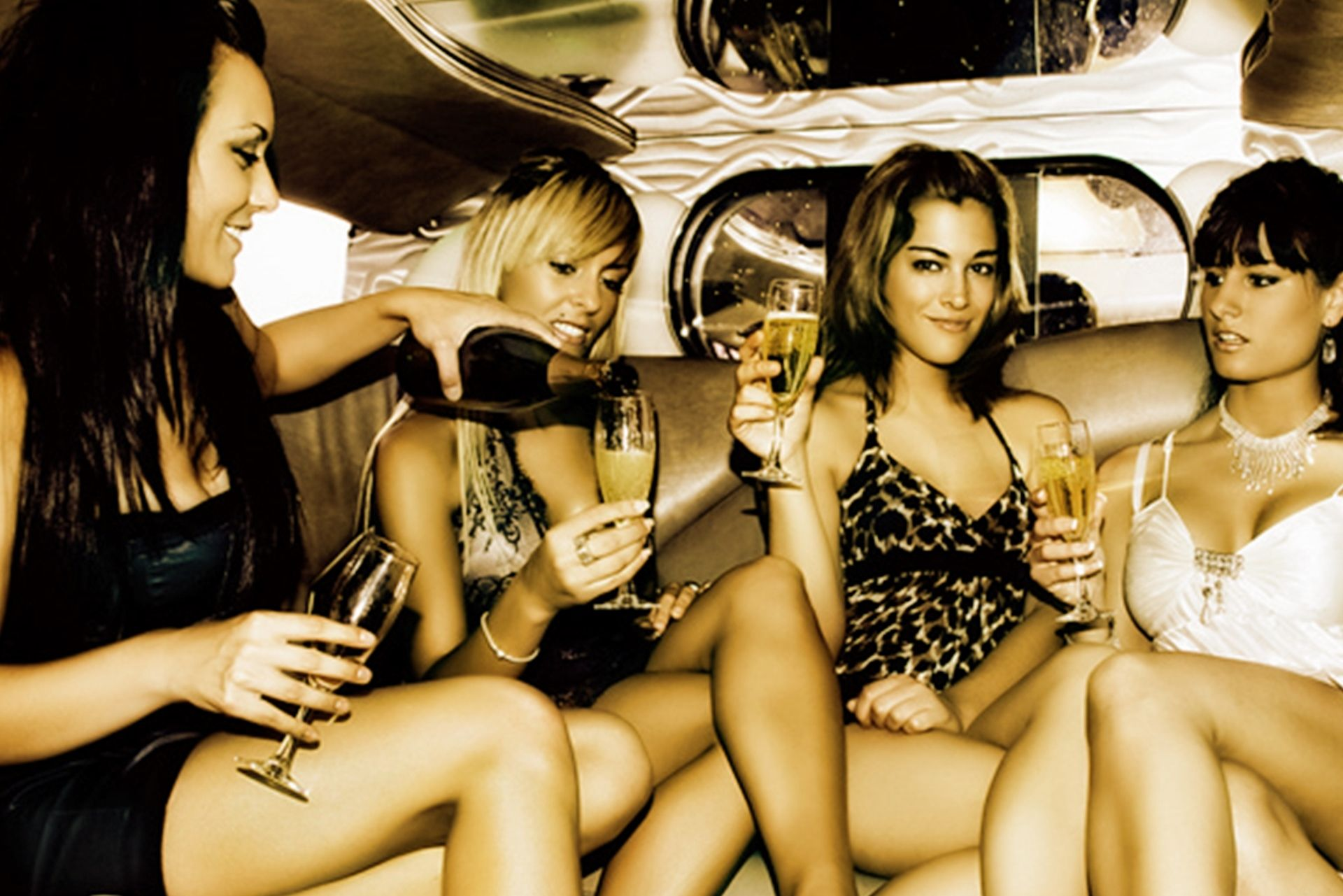 Girls Night Out Limo